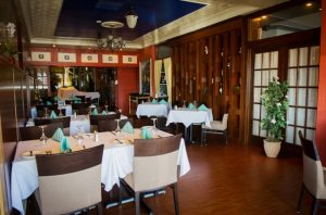 Italian restaurant Laurentians, North Shore