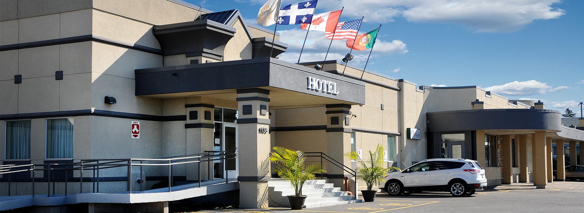 Hôtel Blainville 3 étoiles, Rive-Nord, Laurentides